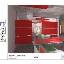 Nuovo layout uffici STI nello stabilimento di Alba