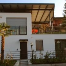 Nuovo edificio residenziale bifamiliare in Via Peroni