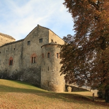 Restauro conservativo e rifunzionalizzazione castello dei Marchesi Scarampi di Pruney